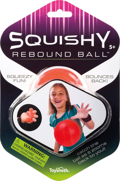 Squishy Rebound Ball-Kidding Around NYC