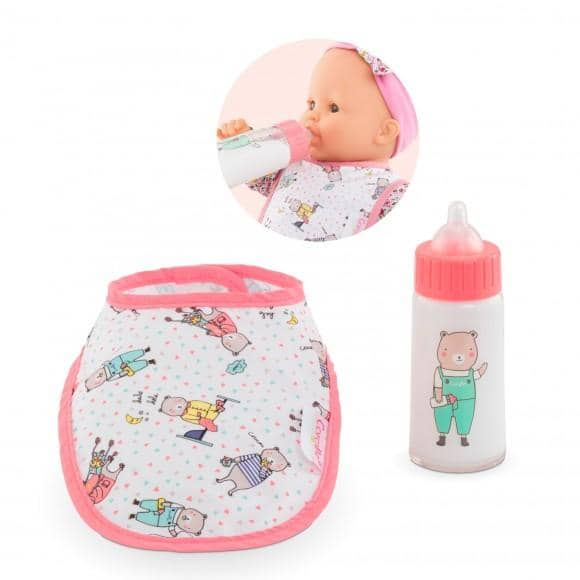 Bib And Magic Milk Bottle (14 & 17 Inch)