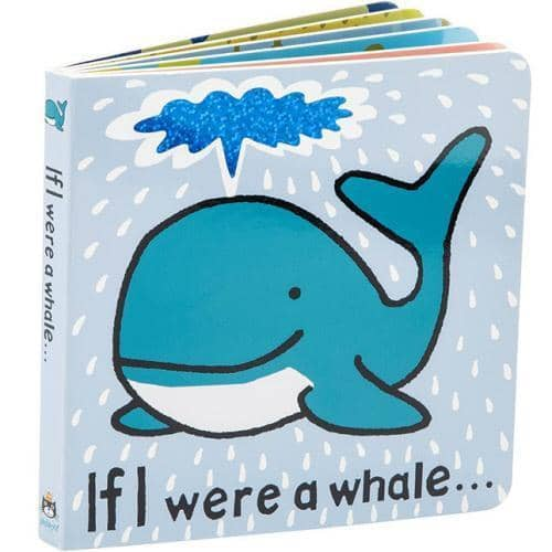 If I Were A Whale Book-Kidding Around NYC