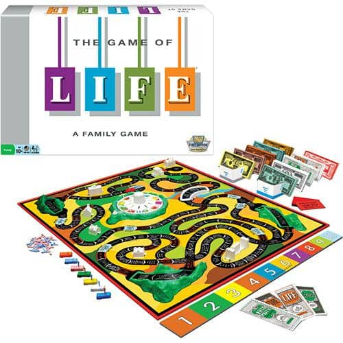 The Game of Life Classic Edition-Kidding Around NYC
