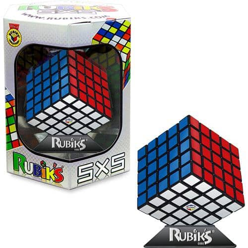 Rubik's Cube 5x5-Kidding Around NYC