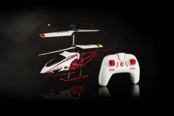 XL Auto RC Helicopter 10th Anniversary LiteHawk-Kidding Around NYC