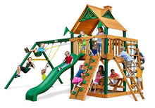 Gorilla Playsets Navigator Swing Set