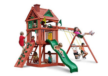 Gorilla Playsets Nantucket Swing Set