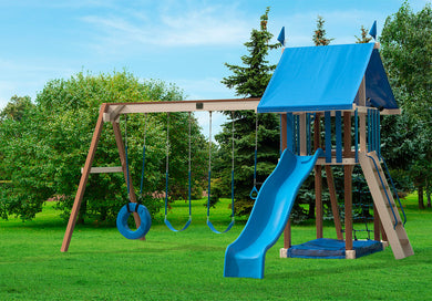 Poly Family Joy Swing Set