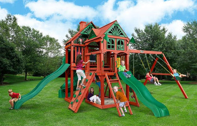 Gorilla Playsets Five Star Deluxe