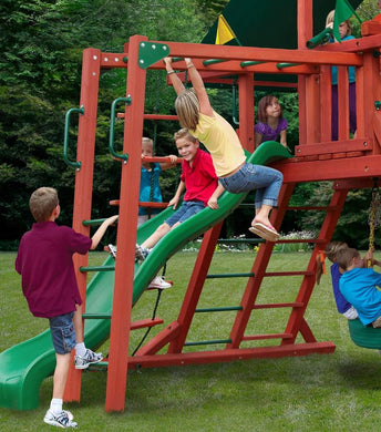 Gorilla Playsets Monkey Bars add-on