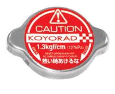 Koyo 1.3 Bar Hyper Red Racing Radiator Cap SK-C13
