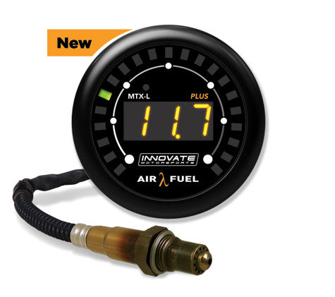 INNOVATE MTX-L PLUS WIDEBAND GAUGE 8 FT CABLE
