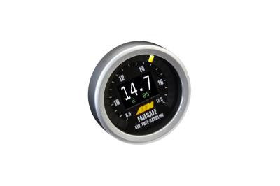 AEM Flex Fuel Wideband Failsafe Gauge Includes F/F Sensor 30-4911