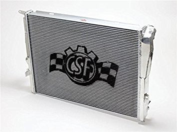 CSF High Performance Racing Aluminum Radiator Non-Turbo NA, Manual Transmission MT 2871 (90-96 NISSAN 300ZX)