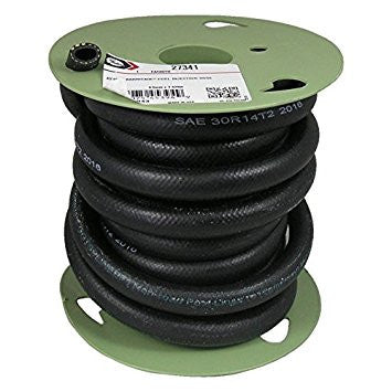 Gates Barricade Fuel Injection Line Hose, Ethanol E85 Compatible, 5/16, 8mm  - Sold Per Foot 27340