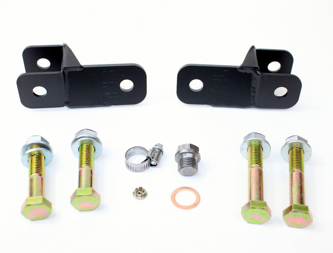 SPL PRO HICAS Eliminator - Brackets w/ bolts and Bushings SPL HCB Z32 (90-96 NISSAN 300ZX)
