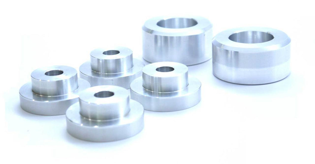 SPL PRO Solid Differential Mounting Bushings SPL SDB S14 (90-96 NISSAN 300ZX)