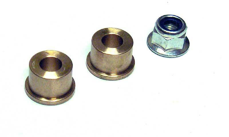 SPL Bronze Shifter Bushings SPL SB Z32 (90-96 NISSAN 300ZX)