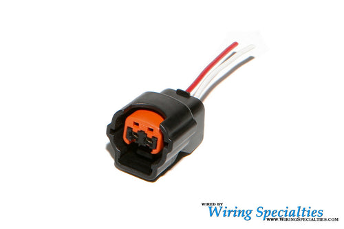 WIRING SPECIALTIES VG30 Injector Connector (New Style)  VG30-INJNEW