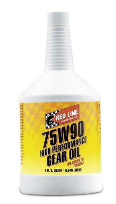 Red Line 75W90 Diff Fluid (1qt)
