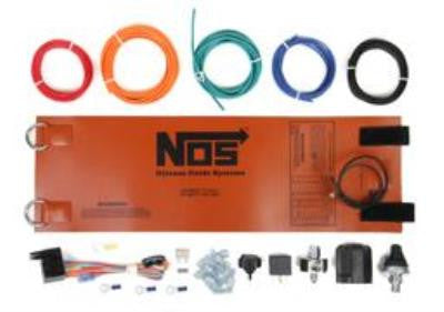 NOS Nitrous Bottle Heater 14164NOS