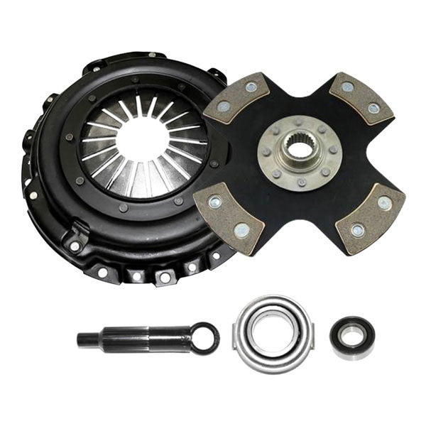 COMP CLUTCH STAGE 5 4 PUCK RIGID CERAMIC CLUTCH 6045-0420 (90-96 NISSAN 300ZX NON TURBO)