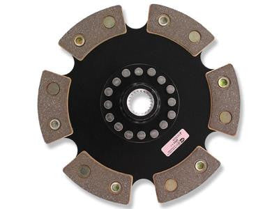 ACT 6 Pad Rigid Race Disc 6250006 (90-96 NISSAN 300ZX TT)