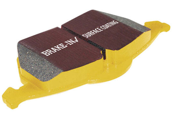EBC Yellowstuff Brake Pads, Rear DP4826R (90-96 NISSAN 300ZX)