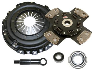 COMP CLUTCH STAGE 5 4 PUCK SPRUNG CERAMIC CLUTCH 6045-1420 (90-96 NISSAN 300ZX NON TURBO)