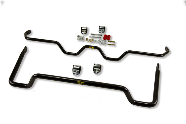 SUSPENSION TECHNIQUES FRONT AND REAR STABILIZER SWAY BAR SET 52120 (90-96 NISSAN 300ZX)