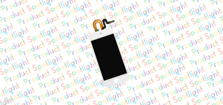 Product Spotlight: iPod Touch 5 Display Assembly White