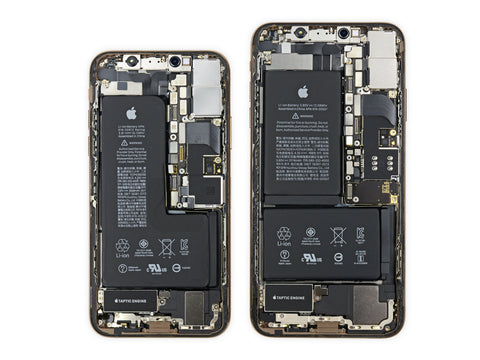 New iPhone internals