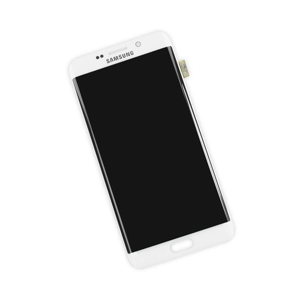 Samsung Galaxy S6 Edge Plus Display Assembly - White