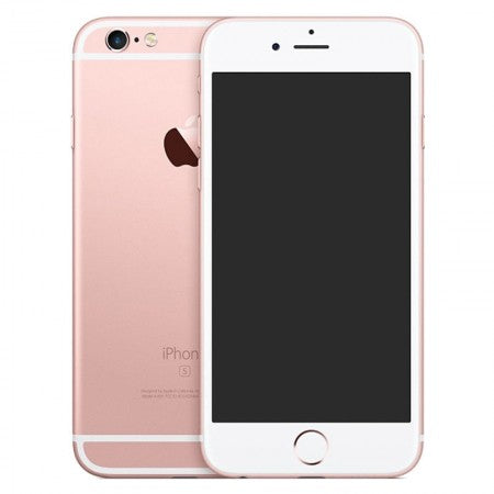 "iPhone 6s (4.7"") 32GB GSM Unlocked/Verizon Rose Gold B Grade (Fair/Good)"