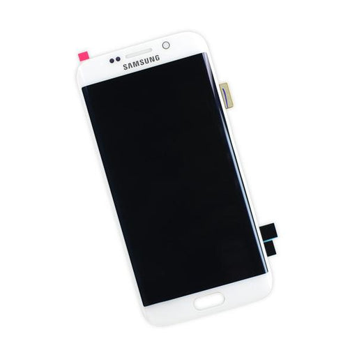 Samsung Galaxy S6 Edge LCD - White