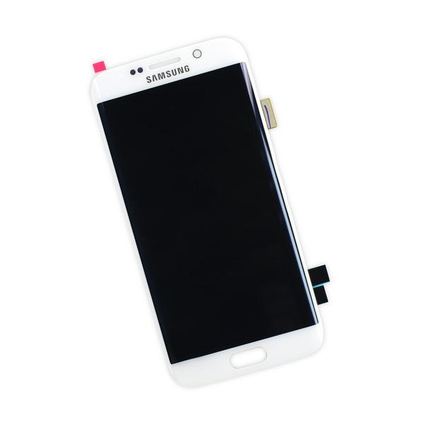 Samsung Galaxy S6 Edge Display Assembly - White