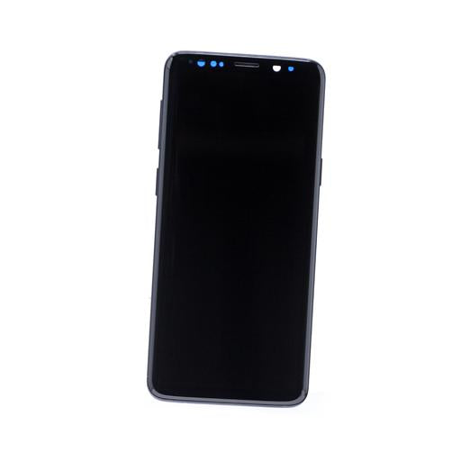 Samsung Galaxy S9 Display Assembly with Frame - Titanium Gray