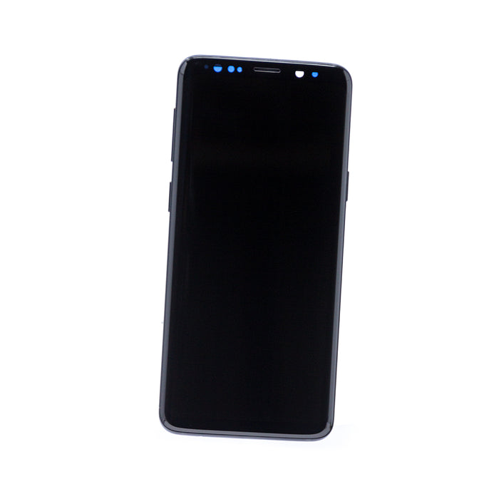 Samsung Galaxy S9 Display Assembly with Frame - Black