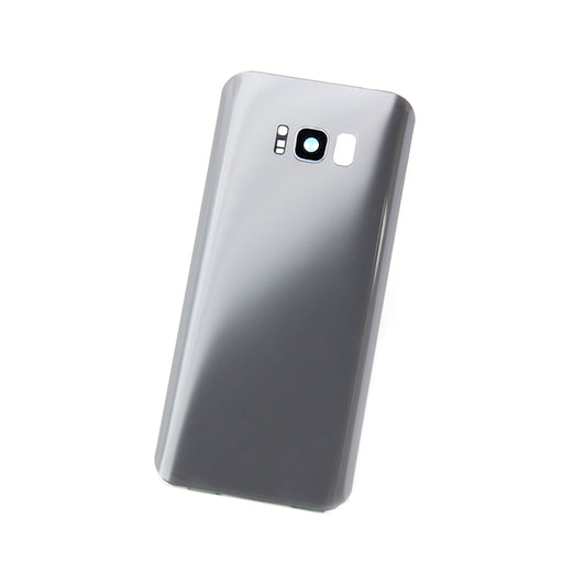 Samsung Galaxy S8 Back Glass - Arctic Silver