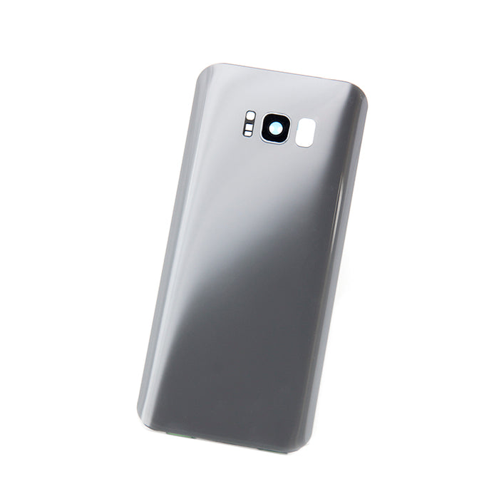 Samsung Galaxy S8+ Back Glass - Arctic Silver