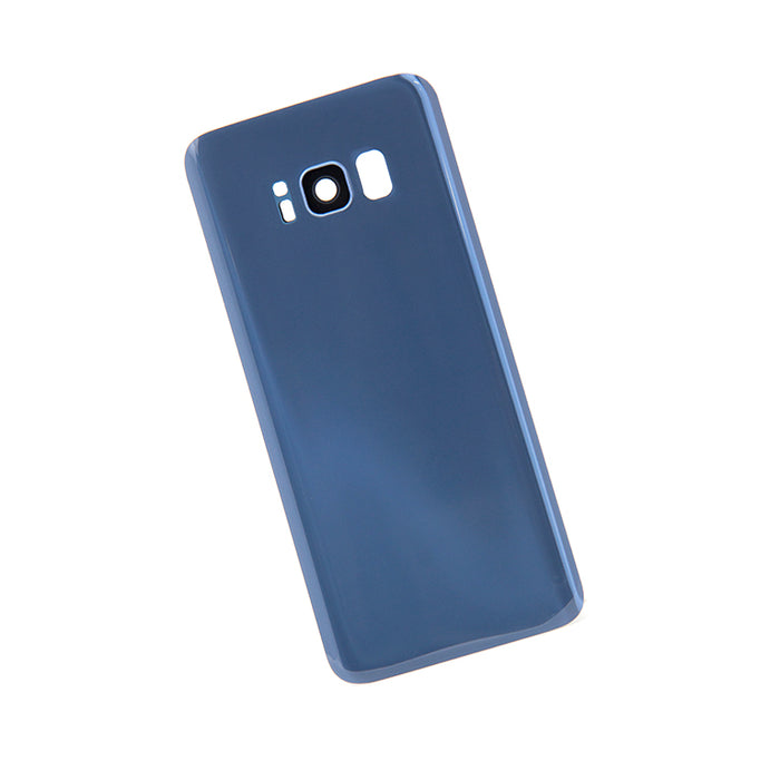 Samsung Galaxy S8 Back Glass - Coral Blue
