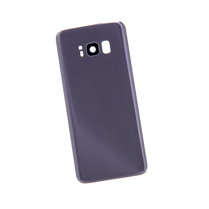 Samsung Galaxy S8 Back Glass - Orchid Gray