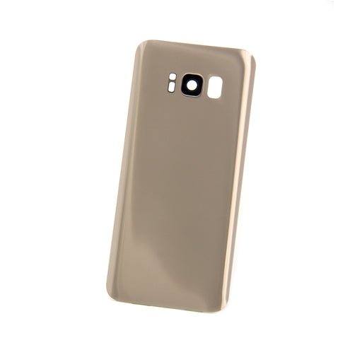 Samsung Galaxy S8+ Back Glass - Maple Gold