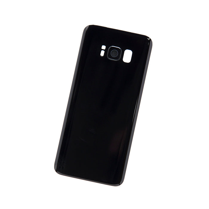Samsung Galaxy S8 Back Glass - Midnight Black