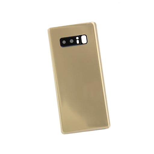 Samsung Galaxy Note 8 Back Glass - Maple Gold