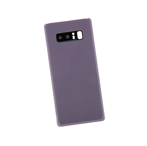 Samsung Galaxy Note 8 Back Glass - Orchid Gray