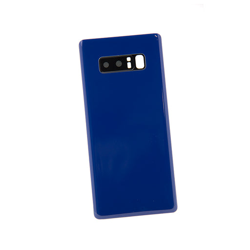 Samsung Galaxy Note 8 Back Glass - Deep Sea Blue