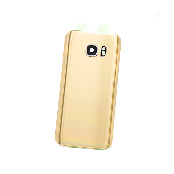Samsung Galaxy S7 Back Glass - Gold Platinum