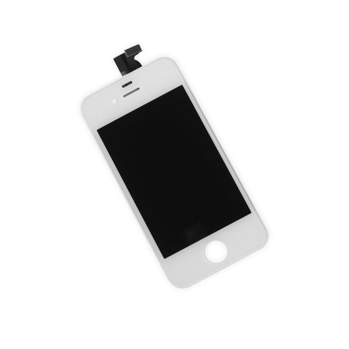 iPhone 4s LCD Assembly - Standard - White