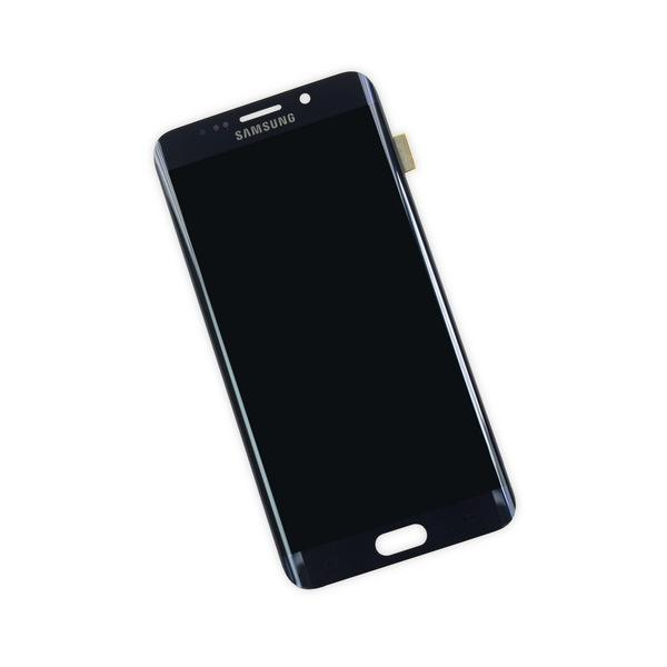 Samsung Galaxy S6 Edge Plus Display Assembly - Black