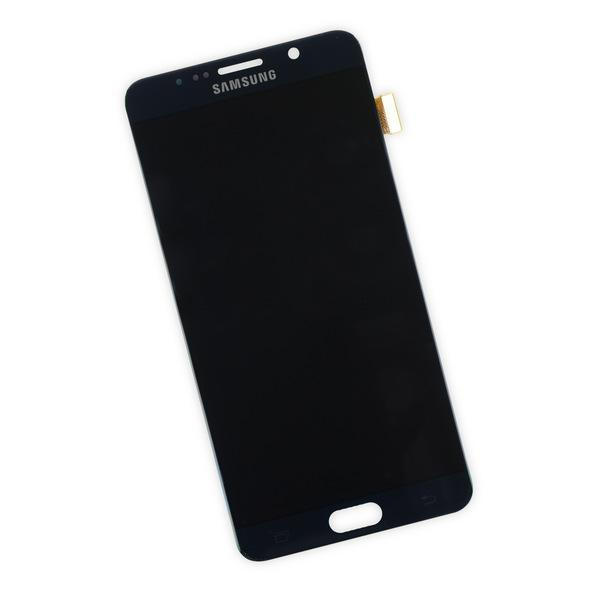 Samsung Galaxy Note 5 Display Assembly - Titanium