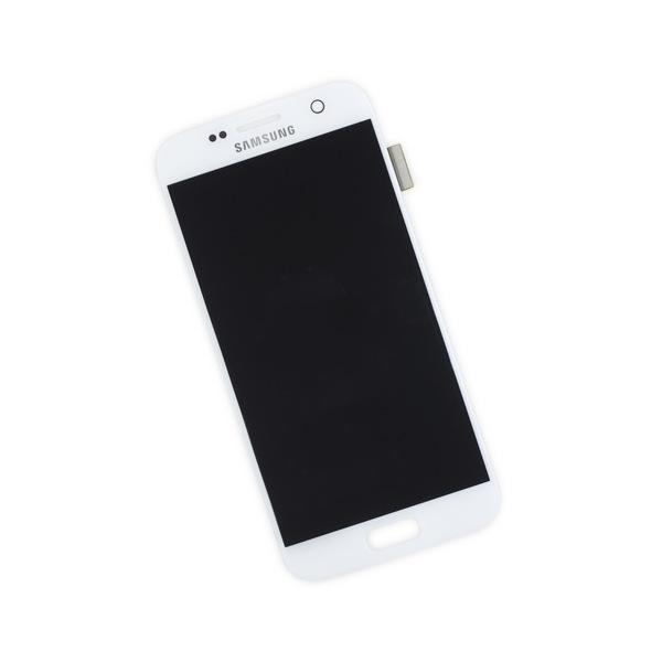 Samsung Galaxy S7 Display Assembly - White Pearl