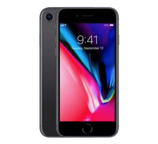 "iPhone 8 (4.7"") 64GB GSM Unlocked/Verizon Space Gray B Grade (Fair/Good)"